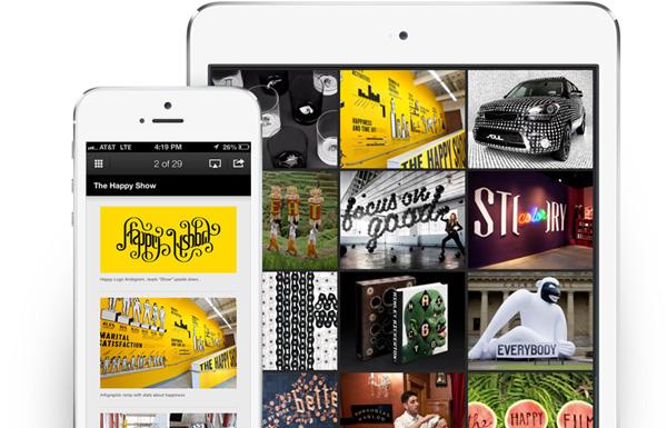 Bild: Screenshot Behance.net