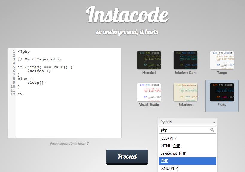 Instacode 2014 Download
