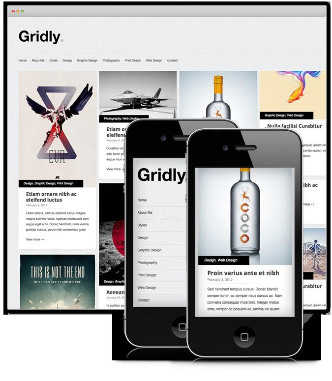 wp-theme-gridly