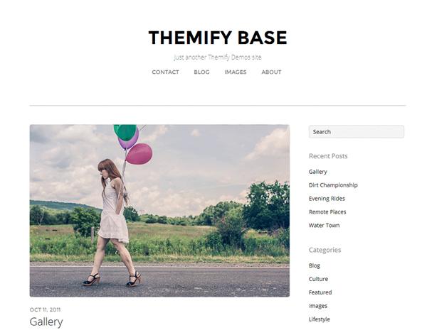 wp-theme-themifybase