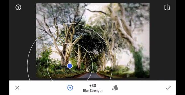 Snapseed 2.5 Bildbearbeitungsapp Neuerungen