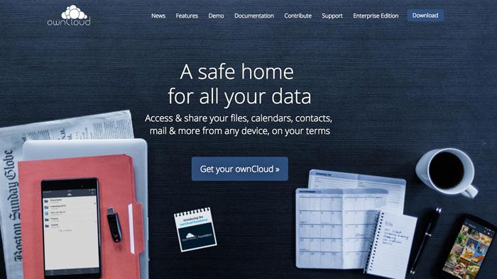OwnCloud, der eigene Clouddienst