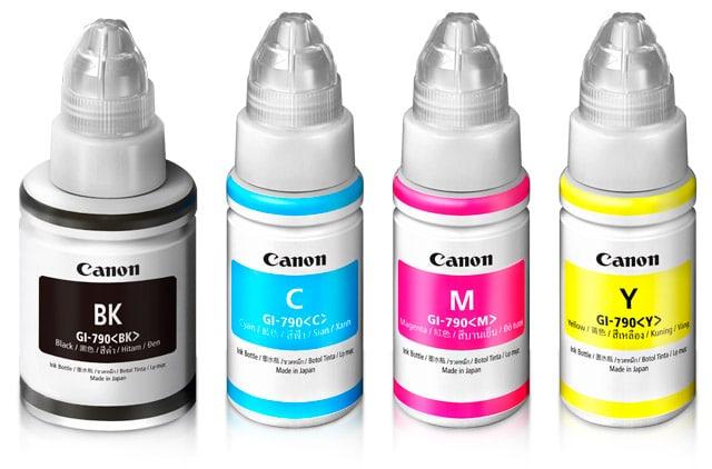 Canon Pixma G-Serie Tinte