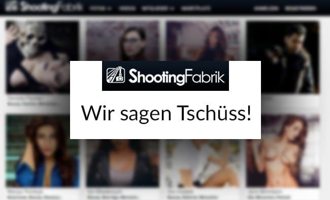 Das Ende von der Foto-Community ShootingFabrik