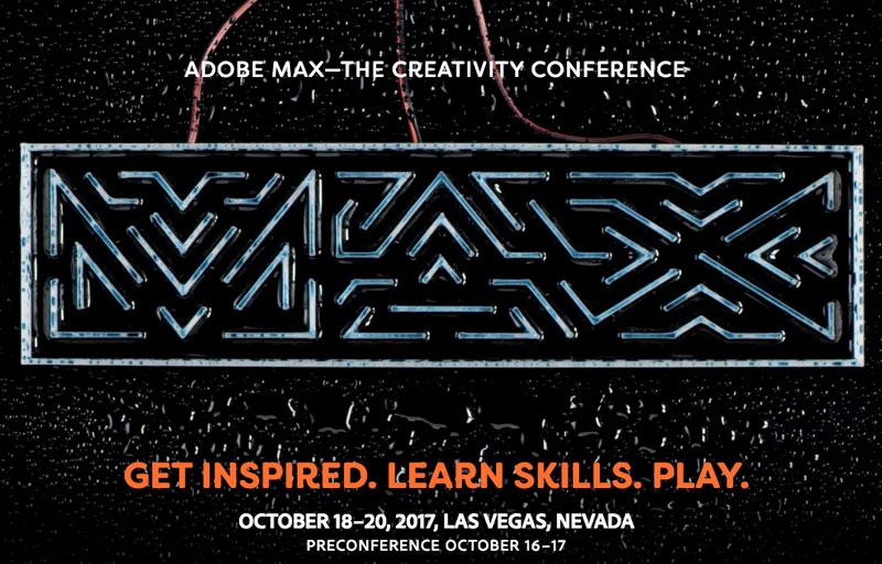 Adobe MAX conference 2017