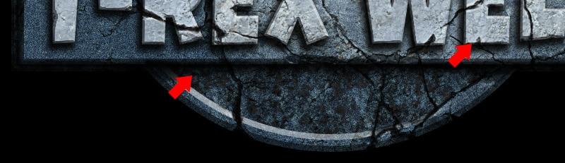 Jurassic World Photoshop Tutorial Schatten hinzufügen