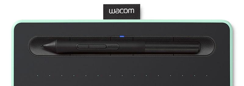 Wacom Intuos 2018 mit Stiftablage